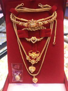 タイ女性が選んだ婚約品