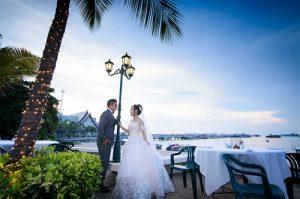 国際結婚 タイで成婚したカップル