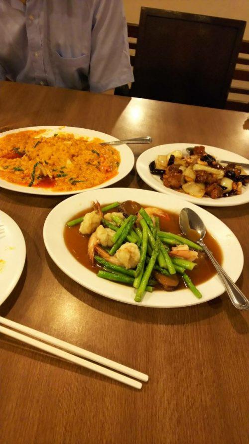 タイ料理を堪能!