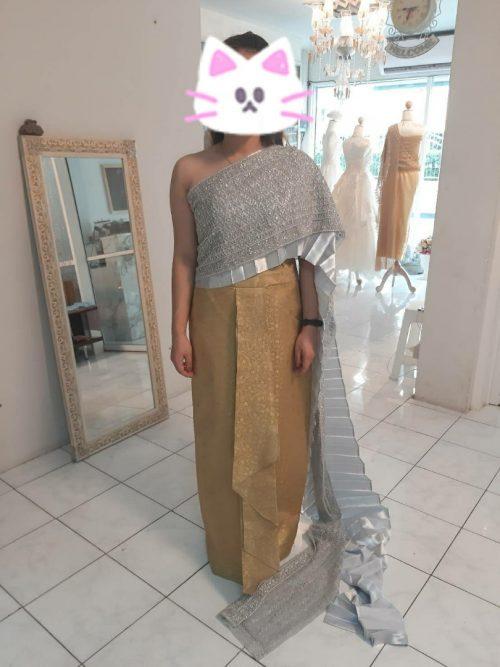 タイの結婚式衣装