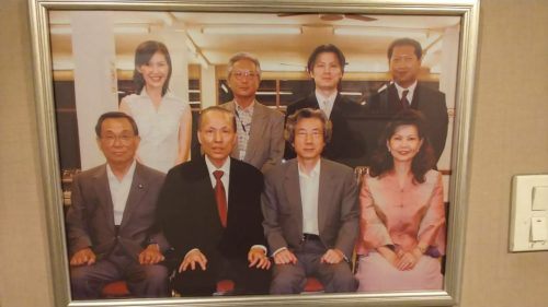 小泉元首相もバンコクに?