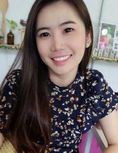 タイ女性 24歳 医療事務