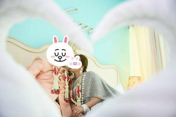 タイの結婚式 結婚おめでとうございます