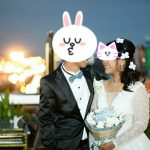 三重県40歳様とタイ女性Mエムちゃんの結婚式