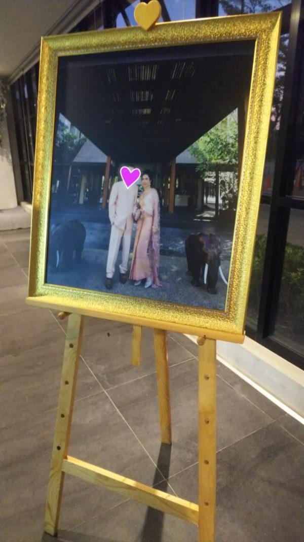 タイ東北で国際結婚 披露宴スタート