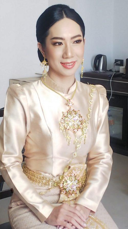 タイ東北で国際結婚 結婚式の前撮り
