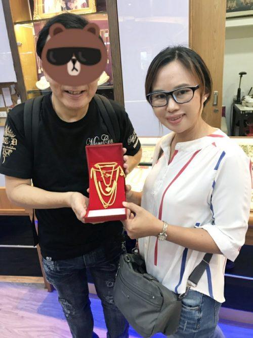 広島県60代様とタイ人女性Jちゃんご婚約