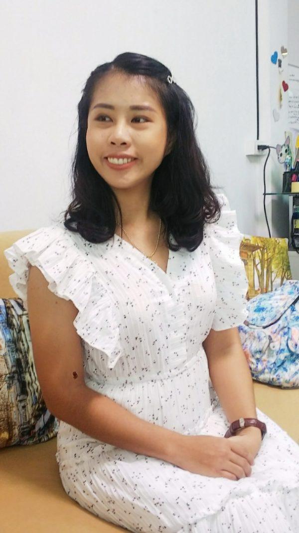 国際結婚タイのKJMに入会したタイ人女性①