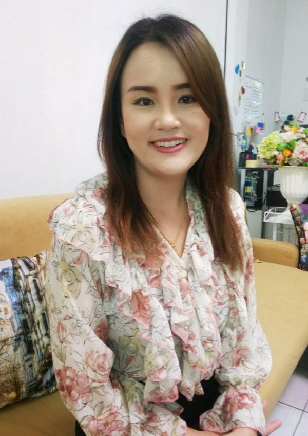 国際結婚タイのKJMに入会したタイ人女性④