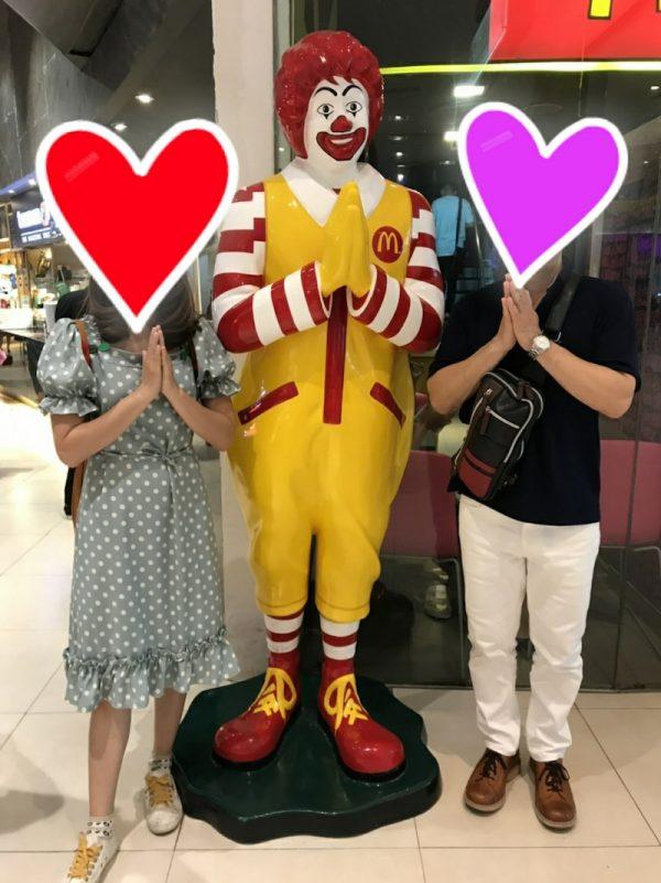 福岡50代様 タイ女性Nちゃんとデート