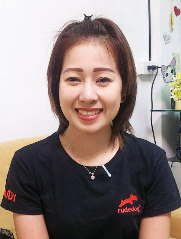 国際結婚タイのKJMに入会したタイ人女性⑤