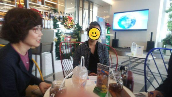 タイ人女性 お見合いのためチェンマイからバンコクへ