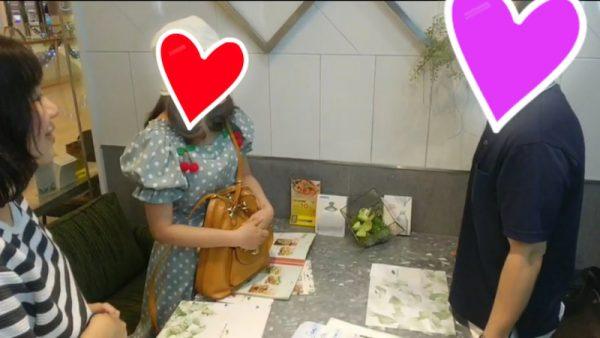 福岡50代様 タイ女性Nちゃんにプロポーズ