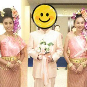 福岡県50代様 チェンマイ結婚式