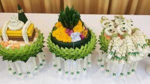 福岡県50代様|チェンマイ結婚式準備万端