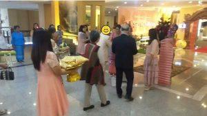 福岡県50代様 タイチェンマイで結婚式スタート