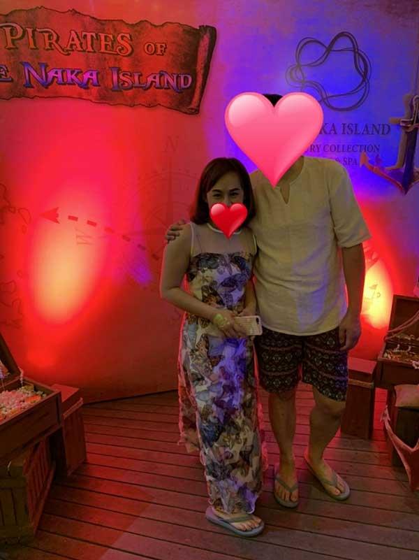 千葉県30代様 タイ奥様と年末年始旅行