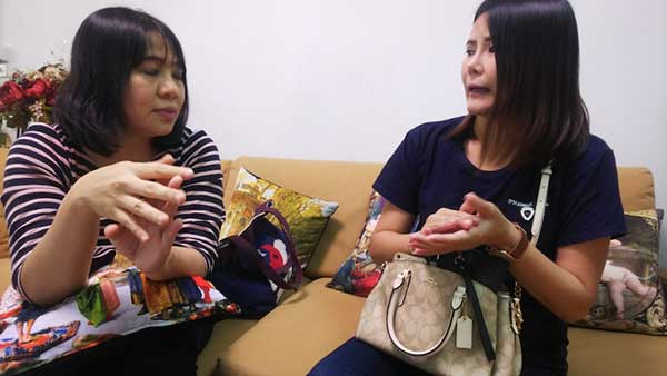 国際結婚に入会希望|タイ女性2人目