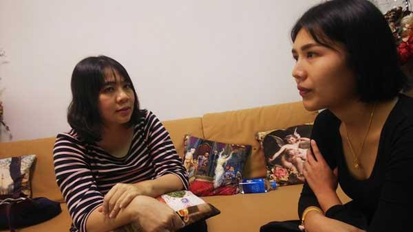 国際結婚に入会希望|タイ女性3人目