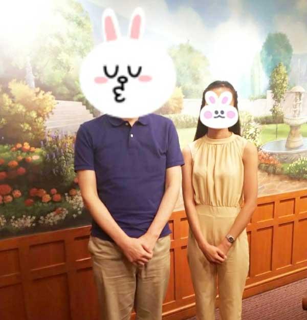東京都50代様 タイ女性とお見合い
