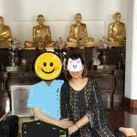東京都40代様 タイ女性Jちゃんとデート