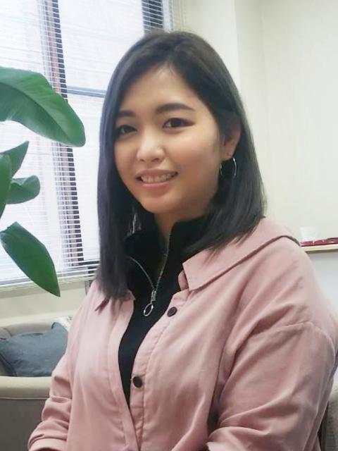 日本在住のタイ女性が面接