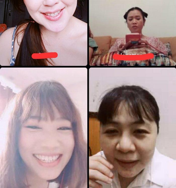 入会タイ女性面接 5月22日