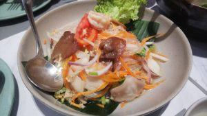 バンコクのタイ料理