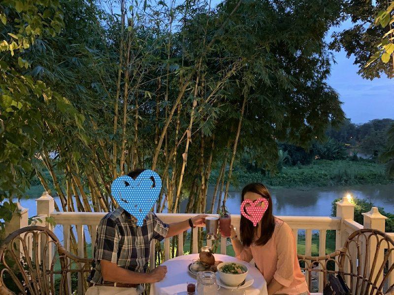 在タイ50代様デート|タイ女性と交際順調報告