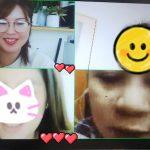 三重県50代様 2名のタイ女性とオンラインお見合い